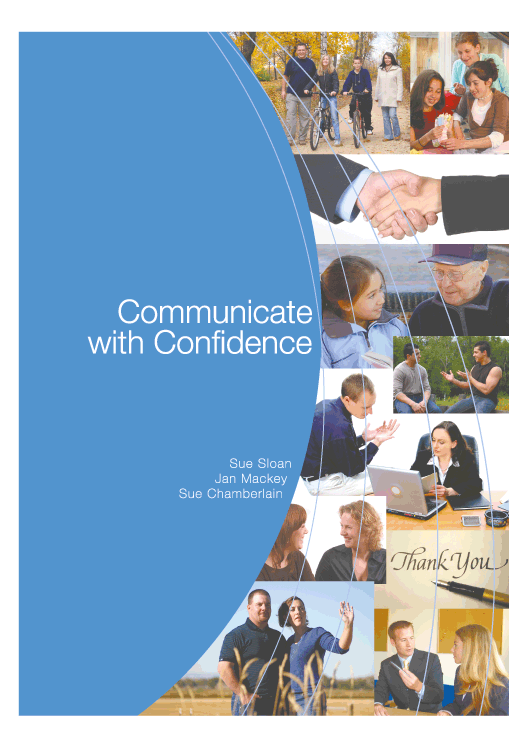 Communicate with Confidence - Book cover